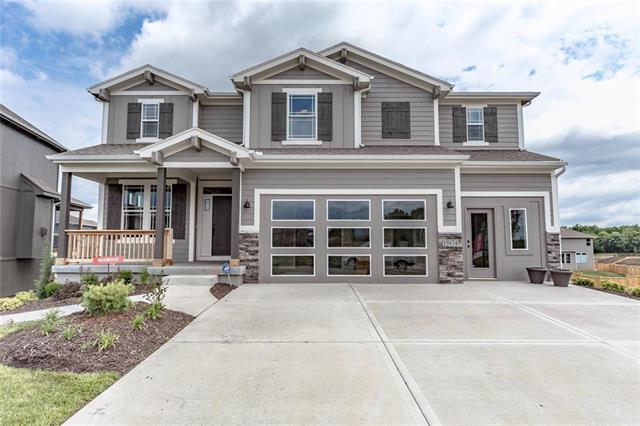 15974 W 172nd Terrace, Olathe, KS 66062 (#2104887) :: House of Couse Group