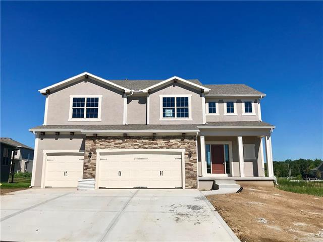 16981 S Heatherwood Street, Olathe, KS 66062 (#2107827) :: Edie Waters Network