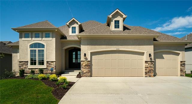 4080 NE Chapel Manor Drive, Lee's Summit, MO 64064 (#2108838) :: Edie Waters Network
