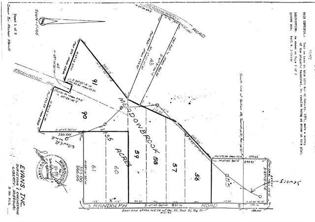 0 N Randolph Road, Kansas City, MO 64119 (#2109739) :: Edie Waters Network