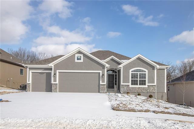 7495 NW Damon Drive, Parkville, MO 64152 (#2113654) :: No Borders Real Estate