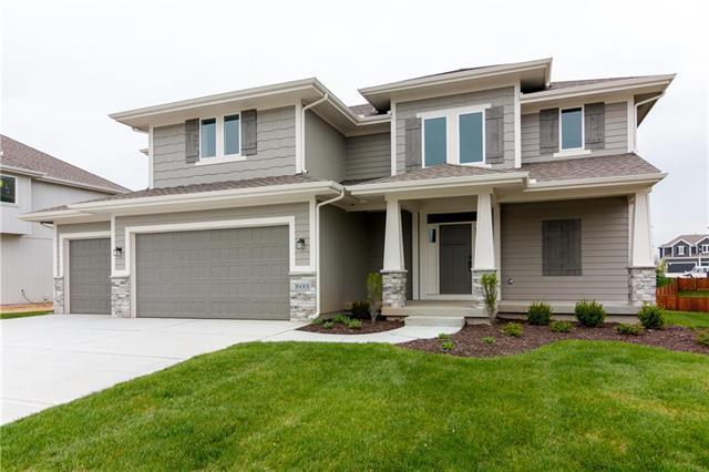 16001 W 172nd Terrace, Olathe, KS 66062 (#2114199) :: House of Couse Group