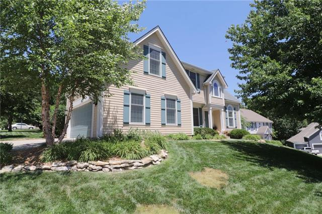 6004 NW 78th Court, Kansas City, MO 64151 (#2115567) :: Edie Waters Network