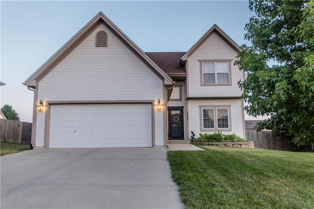 1207 Dogwood Drive, Greenwood, MO 64034 (#2115873) :: Edie Waters Network