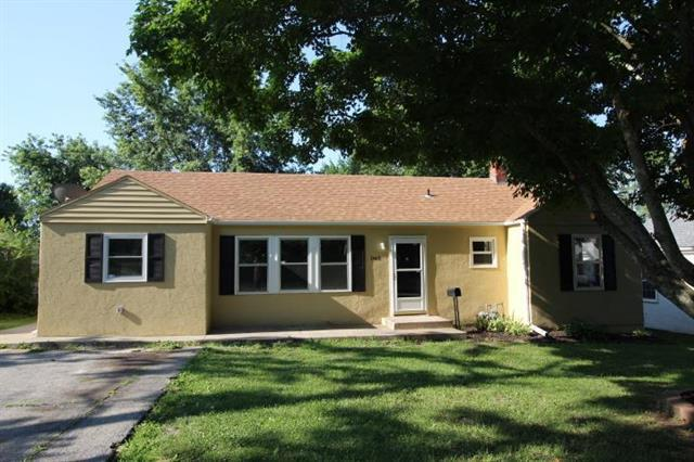1409 W Scott Place, Independence, MO 64052 (#2116139) :: Edie Waters Network