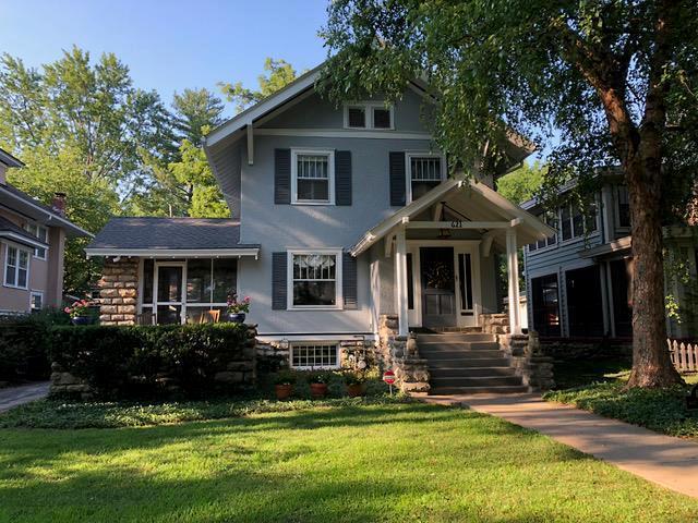 621 W 58th Terrace, Kansas City, MO 64113 (#2116517) :: Edie Waters Network