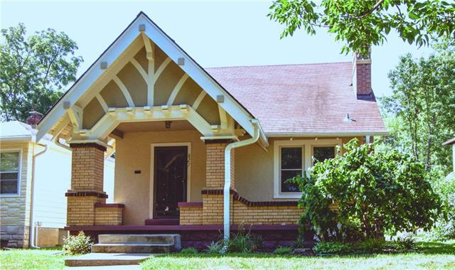827 E 71st Terrace, Kansas City, MO 64131 (#2116682) :: Edie Waters Network