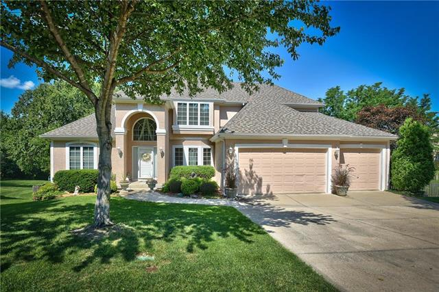 521 NE Oaks Ridge Drive, Lee's Summit, MO 64064 (#2117124) :: Edie Waters Network