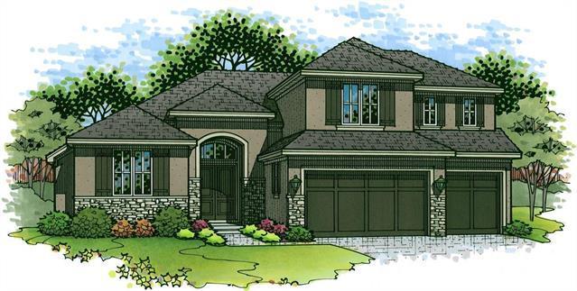 13105 W 172 Street, Overland Park, KS 66221 (#2117460) :: Edie Waters Network