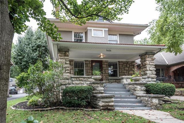 5424 Baltimore Avenue, Kansas City, MO 64112 (#2118251) :: Edie Waters Network