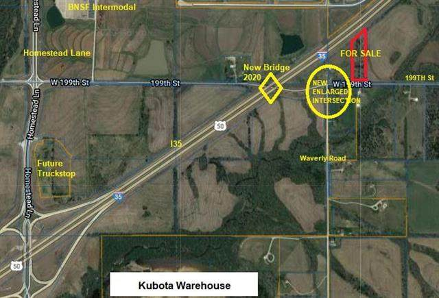 30900 W 199 Street, Edgerton, KS 66021 (#2119419) :: The Rucker Group
