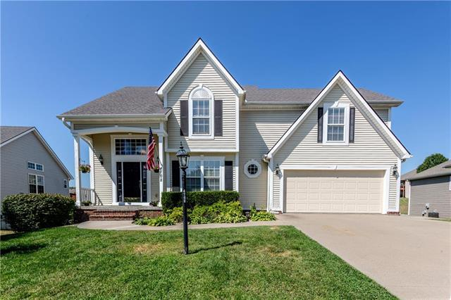 4708 Hallbrook Drive, St Joseph, MO 64506 (#2121540) :: No Borders Real Estate
