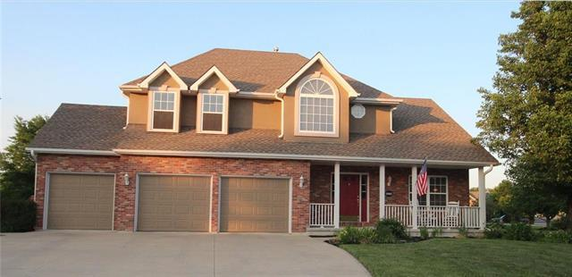 13005 Red Oak Court, Platte City, MO 64079 (#2122242) :: Edie Waters Network