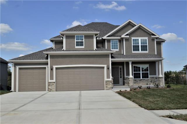 1312 NW 95 Street, Kansas City, MO 64155 (#2124372) :: Team Real Estate