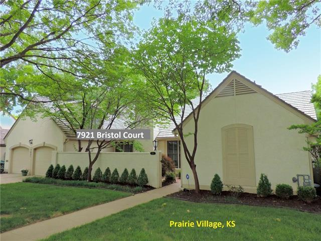 7921 Bristol Court, Prairie Village, KS 66208 (#2124626) :: The Shannon Lyon Group - ReeceNichols