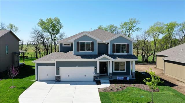 18519 W 194th Terrace, Spring Hill, KS 66083 (#2124671) :: House of Couse Group