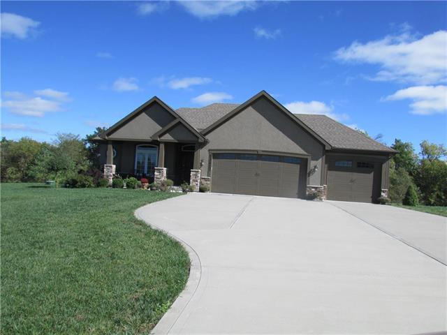 13217 Kelli Drive, Kearney, MO 64060 (#2126722) :: No Borders Real Estate