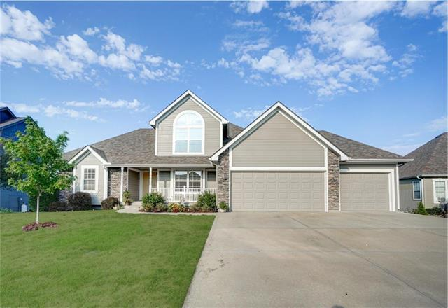 613 Liberty Road, Smithville, MO 64089 (#2127165) :: Edie Waters Network