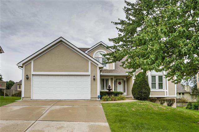 5511 NW 81st Terrace, Kansas City, MO 64151 (#2127302) :: No Borders Real Estate