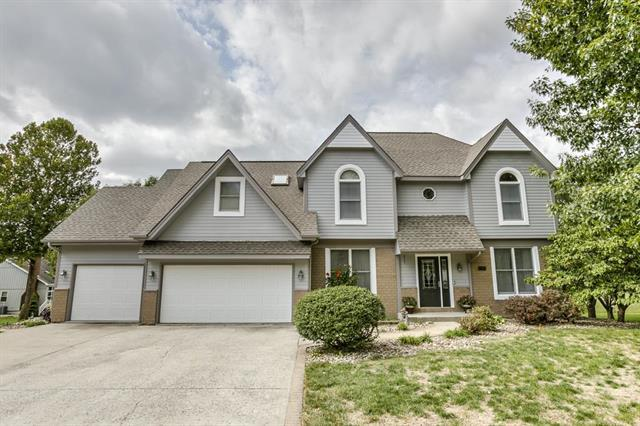 1202 Colony Drive, Kearney, MO 64060 (#2127526) :: Edie Waters Network