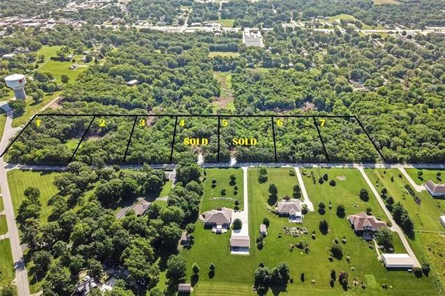 Lot 6 Cedar Ridge Heights N/A, Oak Grove, MO 64075 (#2127828) :: House of Couse Group