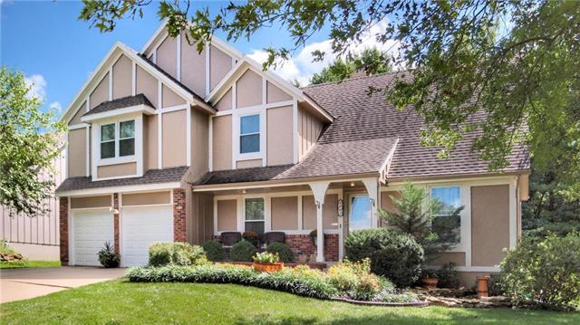 6007 W 157 Terrace, Overland Park, KS 66223 (#2129095) :: Edie Waters Network