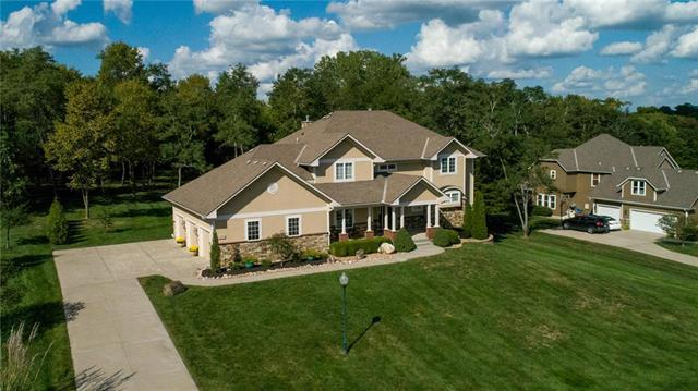 909 SE Willow Ridge Drive, Blue Springs, MO 64014 (#2130296) :: No Borders Real Estate