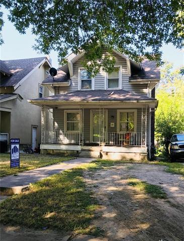 3626 Agnes Avenue, Kansas City, MO 64128 (#2130324) :: Edie Waters Network