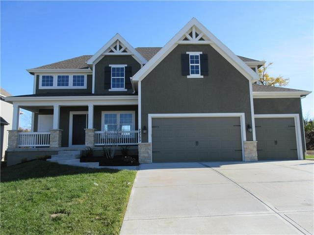 24299 W 126th Terrace, Olathe, KS 66061 (#2131082) :: Edie Waters Network
