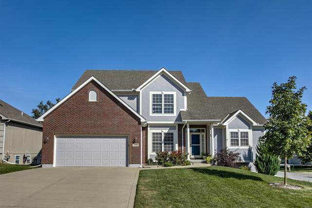 1205 Silhouette Drive, Kearney, MO 64060 (#2132114) :: Edie Waters Network