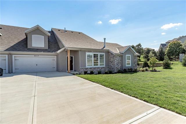 23918 W 66th Street, Shawnee, KS 66226 (#2132590) :: No Borders Real Estate