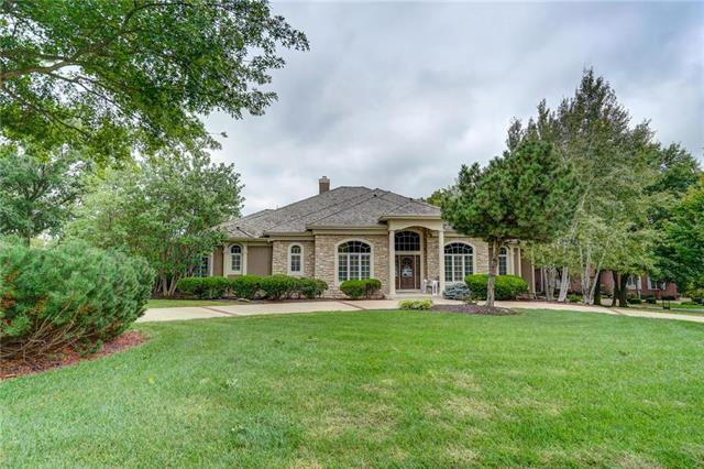 16898 Highland Ridge Drive, Loch Lloyd, MO 64012 (#2132705) :: The Gunselman Team