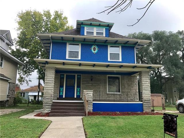 3133 Benton Boulevard, Kansas City, MO 64128 (#2133768) :: Char MacCallum Real Estate Group