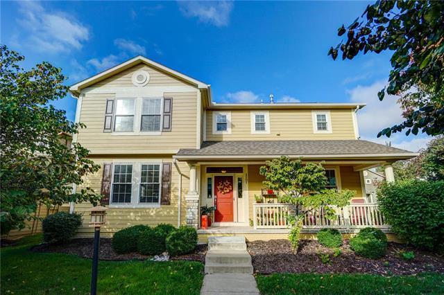 4501 W 161st Place, Overland Park, KS 66085 (#2133794) :: No Borders Real Estate