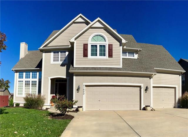 21620 Johnson Street, Spring Hill, KS 66083 (#2134419) :: Team Real Estate