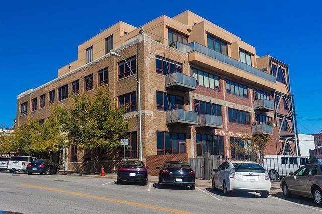 1819 Baltimore Avenue #208, Kansas City, MO 64108 (#2134848) :: No Borders Real Estate