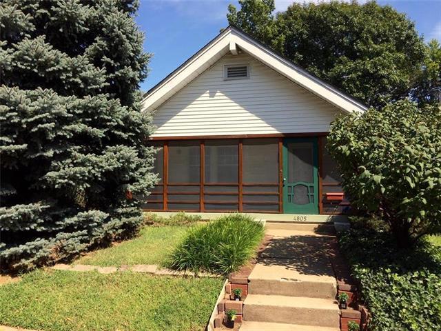 4805 Mercier Street, Kansas City, MO 64112 (#2135277) :: No Borders Real Estate