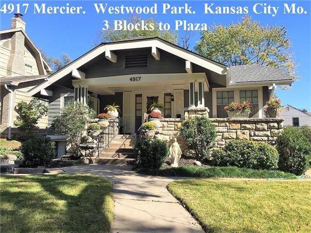 4917 Mercier Street, Kansas City, MO 64112 (#2135803) :: No Borders Real Estate
