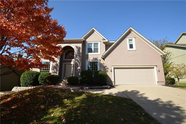 5908 W 153rd Terrace, Overland Park, KS 66223 (#2136196) :: No Borders Real Estate