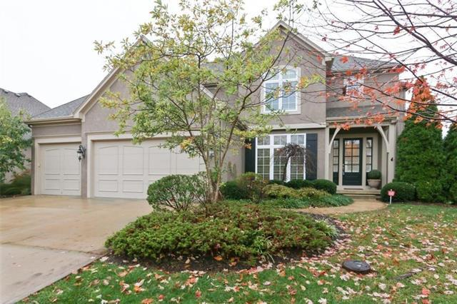 2717 W 132nd Street, Leawood, KS 66209 (#2137078) :: No Borders Real Estate