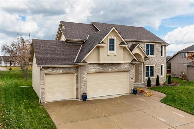 2119 Prairie Creek Drive, Kearney, MO 64060 (#2138408) :: Team Real Estate