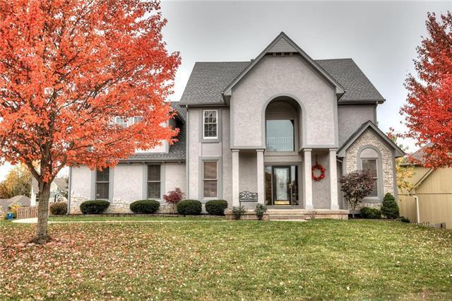 741 Cottonwood Terrace, Liberty, MO 64068 (#2138651) :: Edie Waters Network
