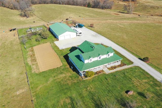 7020 Highway E Road, Edgerton, MO 64444 (#2139198) :: Kansas City Homes