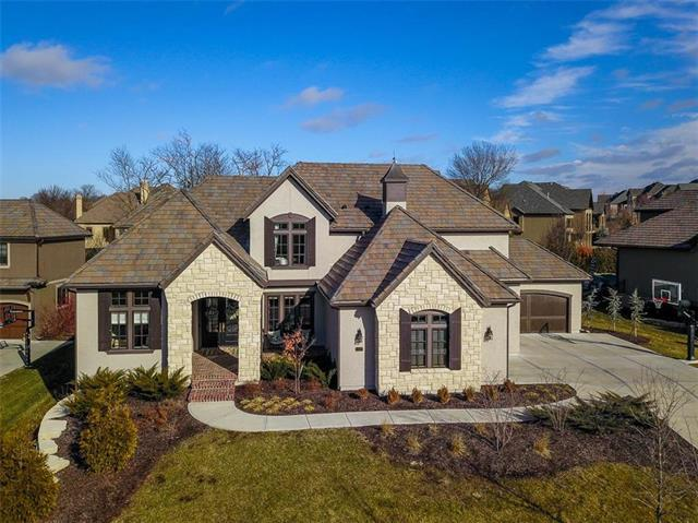 11410 W 161ST Terrace, Overland Park, KS 66221 (#2142037) :: The Shannon Lyon Group - ReeceNichols