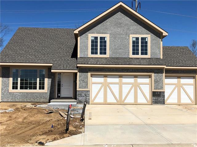 3904 NE 88TH Street, Kansas City, MO 64156 (#2143080) :: House of Couse Group