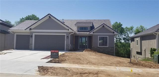 27157 W 100th Terrace, Olathe, KS 66061 (#2144146) :: House of Couse Group