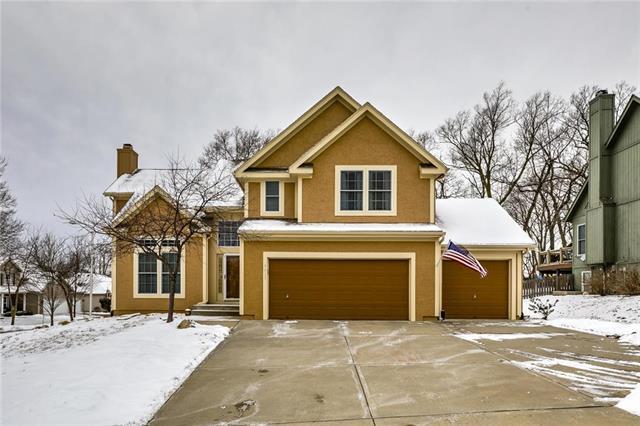 9612 N Laurel Avenue, Kansas City, MO 64157 (#2145085) :: Kansas City Homes