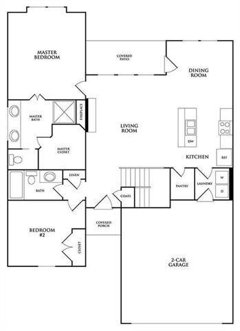 25191 W 148th Terrace, Olathe, KS 66061 (#2145134) :: Edie Waters Network