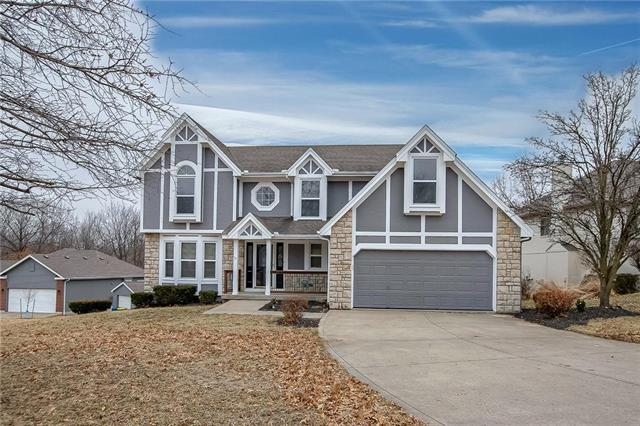1537 Chauncey Avenue, Liberty, MO 64068 (#2145517) :: House of Couse Group