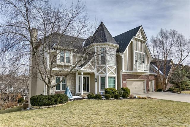 6817 NW Monticello Court, Parkville, MO 64152 (#2145650) :: Edie Waters Network